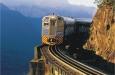 foto referênte a Curitiba, Trem na Serra do Mar e Barco Príncipe em Joinville