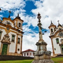 foto referênte a Cidades Históricas - MG