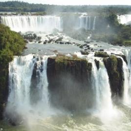 foto referênte a Foz do Iguaçu