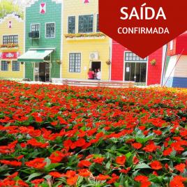 foto referênte a 36ª Expoflora Holambra