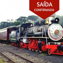 foto referênte a Trem Maria Fumaça com Pedreira