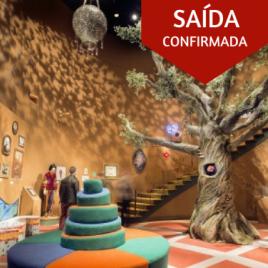foto referênte a Exposição RÁ - TIM - BUM O Castelo