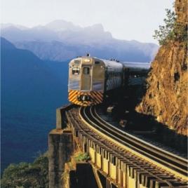 foto referênte a Curitiba, Trem Serra do Mar e passeio de barco em Joinville