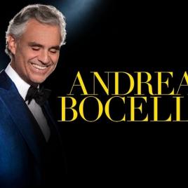 foto referênte a Show Andrea Bocelli