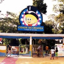 foto referênte a Cidade da Criança