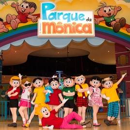 foto referênte a Parque da Mônica