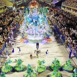 foto referênte a Carnaval no Rio de Janeiro