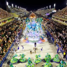 foto referênte a Desfile das Campeãs