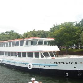 foto referênte a Barco em Barra Bonita com compras em Jaú